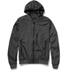 Alexander Wang Hooded Shell Bomber Jacket Mr Porter