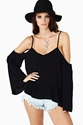 Dark Hour Daisy Top In Clothes Tops At Nasty Gal