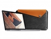 Gorgeous Sleeve For The New MacBook Pro With Retina Display Is Made With Wool Felt And Quality Leather 7c Cult of Mac