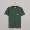Carhartt Pocket Tee Nature 7c Oi Polloi
