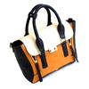 Amazon.Com British Style Mixing Color Bat Shape Hand Bag Shoulder Bag Clothing