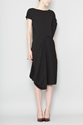 Totokaelo Maison Martin Margiela Sleeveless Basic Cocktail Dress Black
