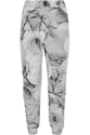 Christopher Kane Printed Cotton Jersey Track Pants Net A Porter.Com