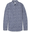 Jil Sander c2 a0Slim Fit Heptagon Print Cotton Shirt c2 a0 7c c2 a0MR PORTER