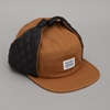 Norse Projects Ear Flap Duck Canvas Cap Camel 7c Oi Polloi