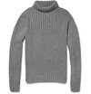 Oliver Spencer c2 a0Ribbed Rollneck Sweater c2 a0 7c c2 a0MR PORTER