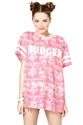 Lazy Oaf Rosie O'burger Tee Shop Tops At Nasty Gal