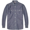 Carhartt Clink Shirt Blue Rigid