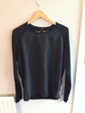 Black H 26M Cotton Silk Jumper Light Sweater Rick Owens Gareth Pugh Style Dalston 7c eBay