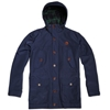 Fred Perry Mountain Parka Dark Carbon