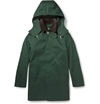 Mackintosh Dunoon Handmade Bonded Cotton Hooded Rain Coat Mr Porter