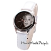 Albert Einstein Watches Wristwatch Unisex Wrist By Handmadepeople