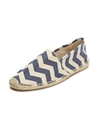 Chevy Chevs Grey Natural Espadrilles for Men from Soludos Soludos Espadrilles