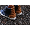 Filling Pieces High Top Deep Blue Nubuck Filling Pieces