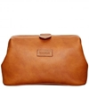 Travelteq Travel Leather Wash Bag