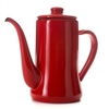 Japanese Slim Pot Red Old Faithful Shop