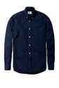 Our Legacy 7c Indigo Rinse Wash 1940s Button Down Shirt by Our Legacy