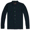 Engineered Garments Classic Shirt Blackwatch Tartan Plaid