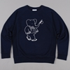 Soulland Babar Sweat Navy