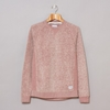 Norse Projects Tristian Brushed Basket Sweat Holmen Red Oi Polloi