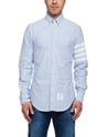 Thom Browne Classic Oxford Shirt With Bars Blue 7c SOTO Berlin