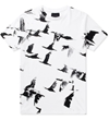 Tourne De Transmission White Migration All Over Print T Shirt Hypebeast Store