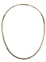 Maison Martin Margiela Structured Necklace L e2 80 99Eclaireur farfetch com