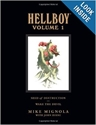 Hellboy Library Edition Volume 1 Seed Of Destruction And Wake The Devil Mike Mignola John Byrne 9781593079109 Amazon.Com Books