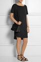 T By Alexander Wang Classic Jersey T Shirt Dress Net A Porter.Com