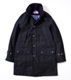 Nanamica Chambray Gore Tex Mountain Coat
