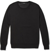 Givenchy c2 a0Mesh Back Cotton Sweater c2 a0 7c c2 a0MR PORTER