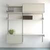 Vitsoe Furniture Shelving Original Production 606 Universal Shelving System Config A