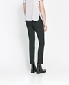 Skinny Pants Trousers Woman Zara United Kingdom