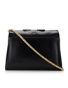 Black Leather Edith Shoulder Bag A.P.C. Avenue32
