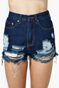 All Torn Up Cut Off Shorts In Clothes Bottoms At Nasty Gal