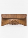 WEARABLE WOOD CLUTCH 3a EMBOYA 7c NOT JUST A LABEL