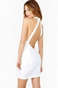 Glowing Spring Dress in What 27s New at Nasty Gal