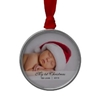 Baby's First Christmas Photo Ornament Christmas Gift Ideas