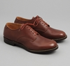 Service Shoes Russet Hickoree's
