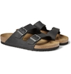 Birkenstock Arizona Matte Leather Sandals Mr Porter