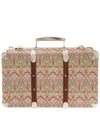 Cream Ianthe Print Miniature Suitcase 2c Liberty Print Suitcases Shop more from the Liberty Print Suitcases collection online at Liberty co uk