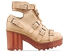 Acne Lila in Nude at Solestruck com