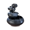 Amazon.Com Gifts Decor 4 Tier Tabletop Water Fountain Decorative Sculpture Housewarming Gifts