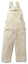 Pointer Brand 7c White Drill Overalls Overalls