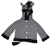 Organic Cotton Zebra Sweater
