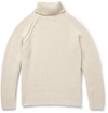 Etro Rib Knit Cashmere Rollneck Sweater Mr Porter