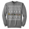 Okayplayer The Roots Crew Holiday Sweatshirt