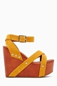 Doxie Platform Wedge in What 27s New at Nasty Gal