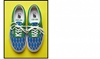 VANS x KENZO Shoes Green and Blue 2c Shoes KENZO E Shop Buy ready to wear and accessories online