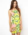Finders Keepers Finders Keepers Seen It All Dress In Floral Print At Asos